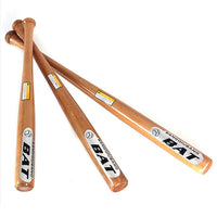 Solid Wood Baseball Bat Professional Hardwood Baseball Stick Outdoor Sports Self-defense Weapon Bat Bit Softball Bats