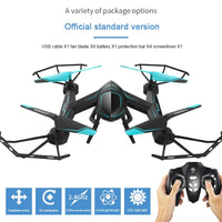 WiFi FPV RC Drone Helicopter New With Camera 2MP HD Aerial Photography RC Quadcopter