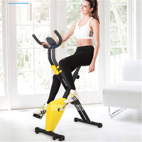 LD-988  fitness car home bicycles indoor sports  to lose weight fitness equipment  load 70kg Indoor Cycling Bikes