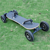 Electric Scooter 4 Wheel Electric Skateboard Longboard Boosted board E-scooter Hoverboard Wood Board Double Motor 1200W Power