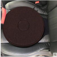 360 Degree Rotation Cushion Mats Chair Car Office Home Bottom Seats for Home Sofa Car Office Elderly Pregnant Woman