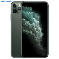 New Chinese Version iPhone 11 pro max 6.5 inch OLED Display 4G LTE Triple-camera Dual Sim Card SmartPhone 64/256/512gb ROM A13