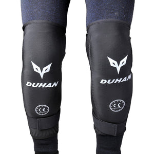 DUHAN Motorcycle Knee Protective pads Motocross STEALTH CE GUARDS brace knee pads
