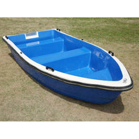 Double-layer Fiberglass Boat Ship Fishing Boat Kayak High Speed Ship FRP Boat Speedboat Assault Boat