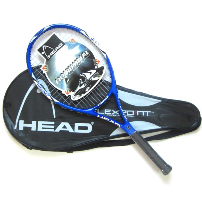 Original HEAD Tennis Racket Professional Carbon Fiber Rackets With Free Bag Overgrip String
