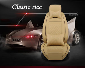 Only 1PC front seat Leather car seat covers For Infiniti Q50 FX EX JX G M QX50 QX56 QX80 QX 70L QX70 QX60 QX50 ESQ auto