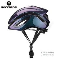 ROCKBROS Ultralight Bicycle helmet Mountain Road Men Women Bike Helmet Intergrally Molded Cycling Helmets Bicycle Accessories