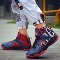 2019 New Men's basketball Shoes Breathable Men Ankle Boots Basketball Sneakers male Athletic Shoes Zapatillas Hombre Deportiva