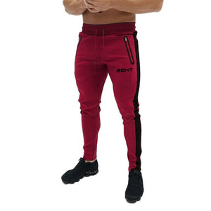 Men Sports Running Pants Solid Color Football Soccer pant Training sport Pants Elasticity Men jogging Bodybuilding Trousers