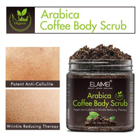 Body Scrub Skin Care Exfoliating Whitening Moisture Reducing Cellulite Skin Beauty for women TSLM1