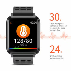 Business Smart Watch Men ECG PPG with Electrocardiogram Display Heart Rate Blood Pressure Monitor Smartwatch Fitness Tracker New