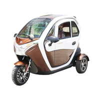 Customized free shipping motorized adult electric tricycles three wheels high quality