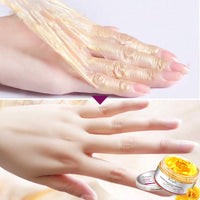 Hand Mask Natural Mango Hand Scrub Paraffin Wax Moisturizing For Hands Whitening Skin Care Hands Care