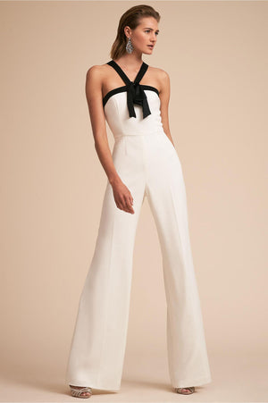 Bodycon Strapless Solid Jumpsuit Romper Plus Size Halter Spaghetti Strap Women Overalls Sleeveless One Piece Women Clothing