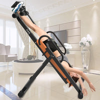 Inverted hanging machine stretcher household fitness exercise equipment, fat reduction, beauty and healthy exercise