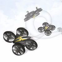 Mini Drone Headless 3D Roll One Key Return Quadcopter 6-Axle Gyro LED 2.4G RC Helicopter 8.5*8.5*2.5cm VS H36 E010 Dron Kids Toy