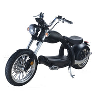 New Arrivals citycoco electric bicycle motorcycles scooter eletrica adulto 2000w removable battery adult 50km/h EEC