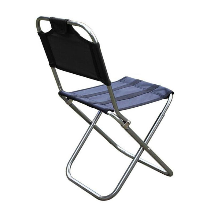 Outdoor Folding Chair Aluminum Alloy Fishing Camping Chair BBQ Stool Folding Stool Portable