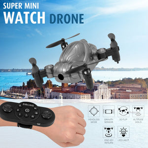 RC Drone with LED Light RC Mini Quadcopter Toys for Children Altitude Hold Headless Mode Dron Helicopter