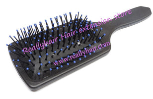 Hot Sale Comb Hair Care Brush Plastic Comb Professional Healthy Pin Cushion Reduce Hair Loss Massage Brush Hair brush Comb Scalp