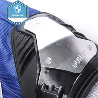 2019 NEW Motorcycle racing jacket Detachable lining jacket and motocross aluminum shoulder armor CE protective gear clothing