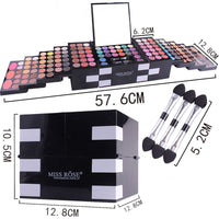 144 Colors professional eyeshadow Palette makeupset Makeupbox matte shimmer eyeshadow