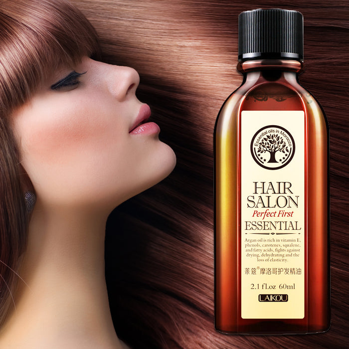 1piece Brand Multi-functional Hair & Scalp Treatments Hair Care Moroccan Pure Argan