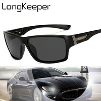 Long Keeper Vintage Polarized Sunglasses Men Brand 2020 New Driving Goggles Sun Glasses gafas De Sol Masculino KP1821