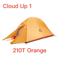 Naturehike Cloud Up Series Ultralight Camping Tent Waterproof Outdoor Hiking Tent 20D