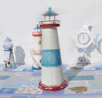 Lighthouse European Castle Miniature Fairy Garden Home Houses Decoration Mini Craft Micro Landscaping Decor DIY Accessories