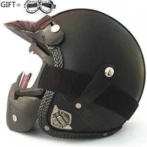 2019 Hot sale! for VOSS hot helmet motorcycle helmet half open helmet motorcycle helmet size :S M L XL XXL