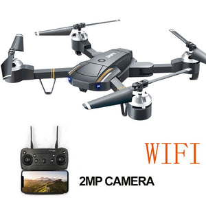 Selfie FPV RC Quadrocopter Drone With Camera HD 0.3MP/2MP fly Wide Angle Altitude Hold RC