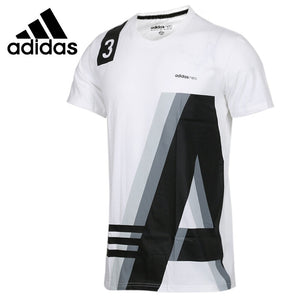Original New Arrival  Adidas Neo Label M FAV TEE 1 Men's T-shirts short sleeve Sportswear