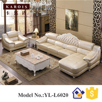 Factory Luxury Sofa Furniture, Luxury Malaysia Mid Century Living Room chesterfield Sofa Set