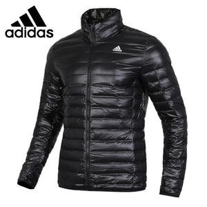 Original New Arrival 2018 Adidas  Varilite Jacket Men's  Down coat Hiking Down Sportswear