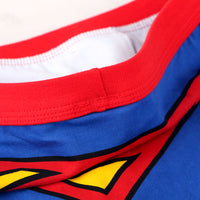 Free shipping brand quality couple underwear cotton cartoon underpants soft modal panties men boxer shorts cueca masculine XL