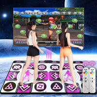 Cdragon 15mm HD Thick Wireless TV And Computer Dual Purpose Hand Dance Body Sense Game Dancing Blanket Double Dancing Machine