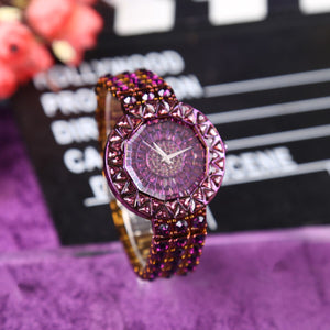 Women Watches Luxury Brand Watch Bracelet Waterproof Dropshipping 2019 Diamond Ladies Quartz Wrist Watches Relogio Feminino