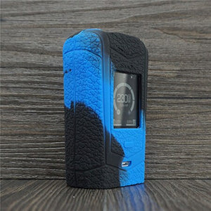 Texture Silicone Case Skin For SMOK Species 230W TC Mod vape Kit Sleeve Cover Wrap Decal Protective for SMOK Species 230W