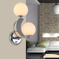 New Arrival Wall Light Unique And Novelty Led Wall Lamps Glass Ball Wall Lights For Home E27 110V 220V Free Shipping Wall Light