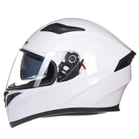 New Motorcycle Helmet Men Full Face Helmet Moto Riding ABS Material Adventure Motocross