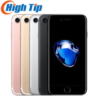 Original Unlocked Apple iphone 7 4G LTE Mobile phone 2G RAM 32GB/128GB/256GB ROM 4.7''12.0 MP Fingerprint Smartphone