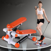 Indoor Running Training Fitness Equipment Mute steppers home multi-functional mini treadmill lose weight pedal equipment D90301