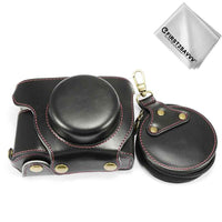 camera case bag cover with  strap for Olympus PEN E-PL9 EPL9  E-PL10 with 14-42mm Lens