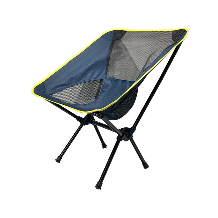 High Quality Portable Outdoor Aluminum Compact Folding Beach Chair Max Load 100kg Fishing