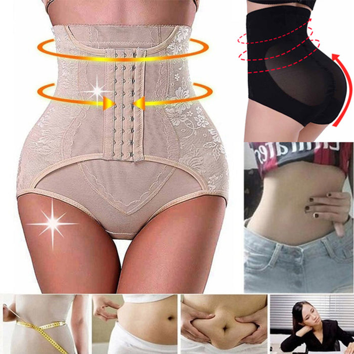 Miss Moly Maternity Postpartum Panties High Waist Body Shaper Afterbirth Underwear Tummy