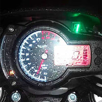 Motorcycle LCD 1-6 Level Gear Indicator Digital Gear Meter With Bracket For Benelli 600 TNT 600 BN600 BJ600GS / A BN600GT BJ600
