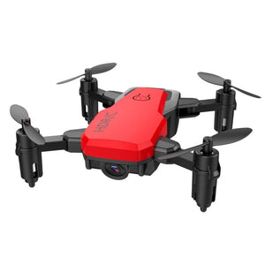 Mini D2WH Foldable With Wifi FPV 0.3MP HD Camera 2.4G 6-Axis RC Quadcopter Drone Toys RC Helicopers T520