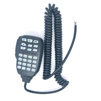 OPPXUN   HM-133V DTMF Mic for ICOM ID-800H IC 2720 2200   ID-880H Walkie talkie (black)