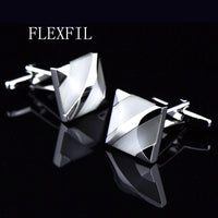 Jewelry fashion shirt cufflinks for mens Brand cuff buttons cuff link white gemelos High Quality abotoaduras Free Shipping
